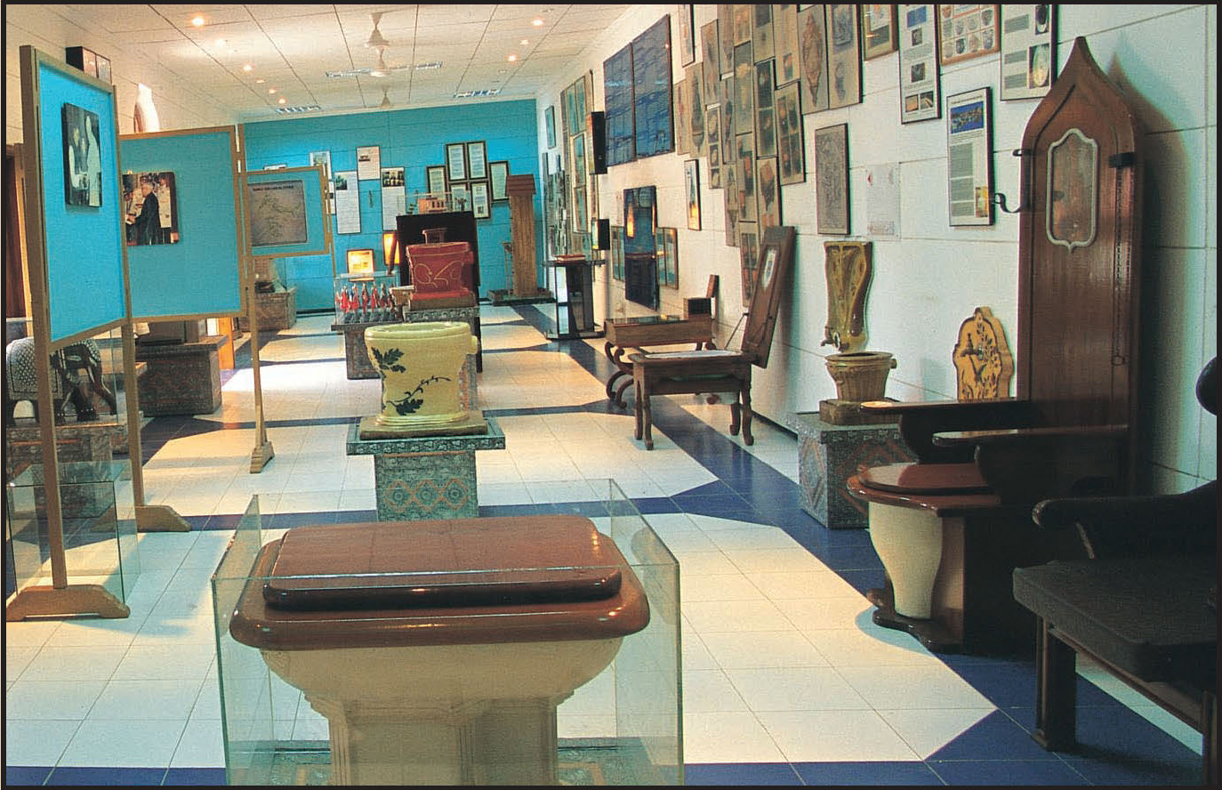 SULABH INTERNATIONAL MUSEUM OF TOILETS NEW DELHI – Dronah Foundation