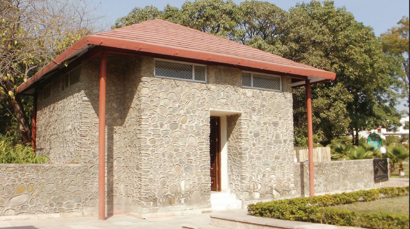 BHIMA DEVI MUSEUM