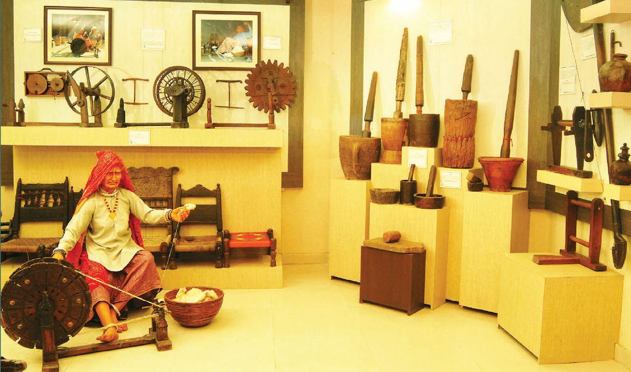 DHAROHAR HARYANA MUSEUM