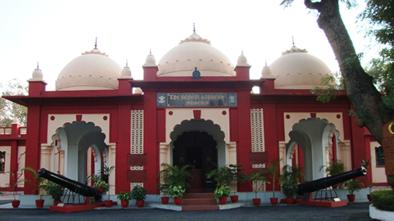 The Bengal Sappers Museum (use as cover too)