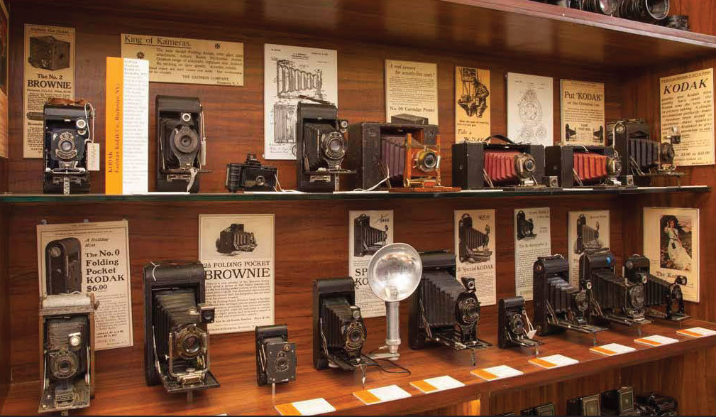 VINTAGE ANALOGUE CAMERA MUSEUM